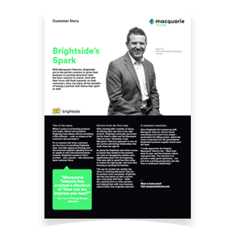 Brightside, Customer Study