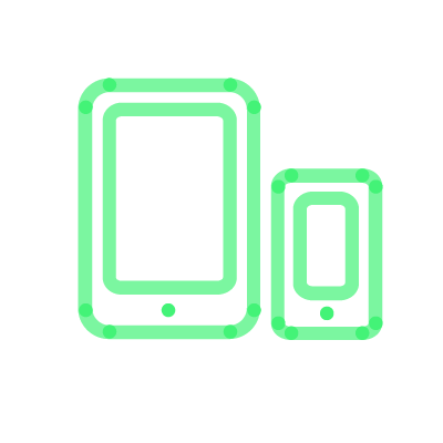 Mobile phone icon