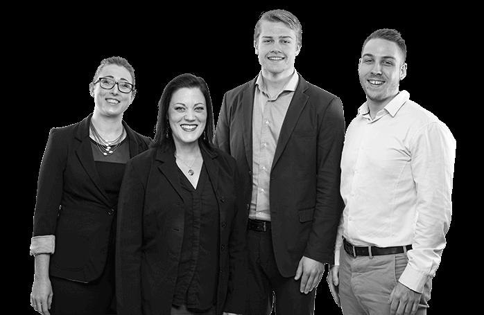 The hub team